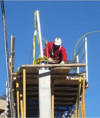 Zabezpieczenia podczas prac na wysokościach